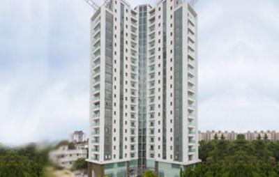 Gallery Cover Image of 1081 Sq.ft 2 BHK Apartment for buy in Shivom Mani Casa, New Town for 7100000