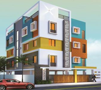 Gallery Cover Image of 780 Sq.ft 2 BHK Apartment for buy in Pallavaram for 4700000