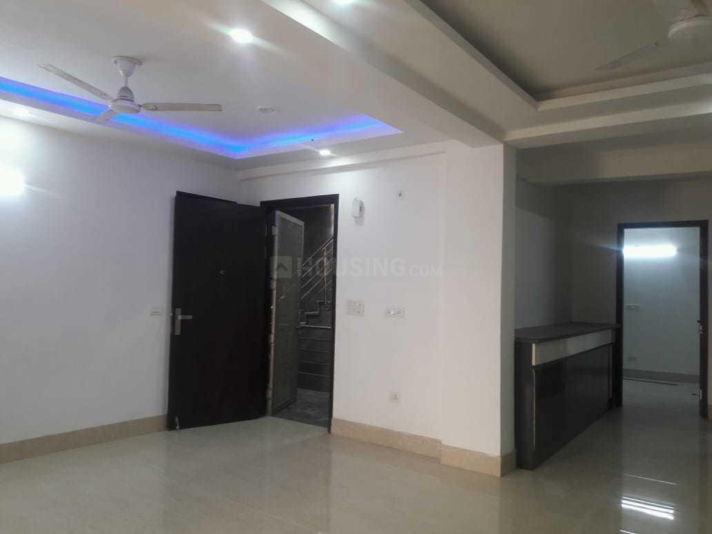 Living Room Image of 840 Sq.ft 2 BHK Apartment for buy in Chhattarpur for 3300000