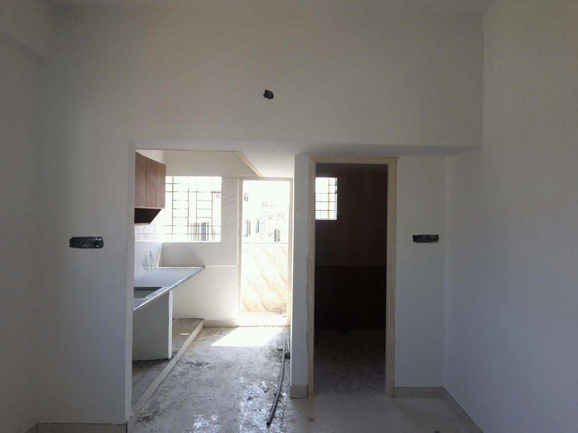 Living Room Image of 500 Sq.ft 1 BHK Apartment for rent in Panathur for 12000