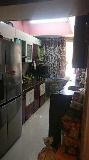 Kitchen Image of 780 Sq.ft 2 BHK Apartment for rent in New Panvel East for 15000