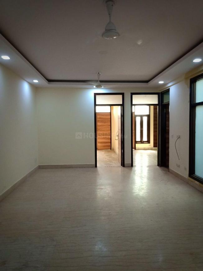 Living Room Image of 1125 Sq.ft 3 BHK Apartment for buy in Gwal Pahari for 5100000