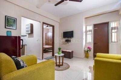 Gallery Cover Image of 450 Sq.ft 1 BHK Apartment for rent in Marathahalli for 15000