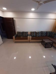 Gallery Cover Image of 745 Sq.ft 1 BHK Apartment for rent in Kamothe for 10200