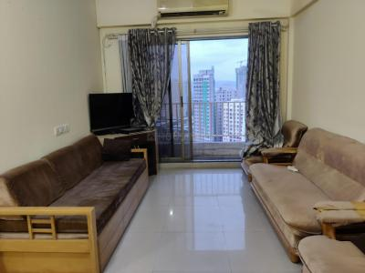 Gallery Cover Image of 1115 Sq.ft 2 BHK Apartment for rent in Om Residency Towers, Parel for 70000