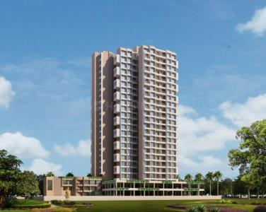 Gallery Cover Image of 1300 Sq.ft 3 BHK Apartment for buy in Krishna Square, Kalyan East for 10100000