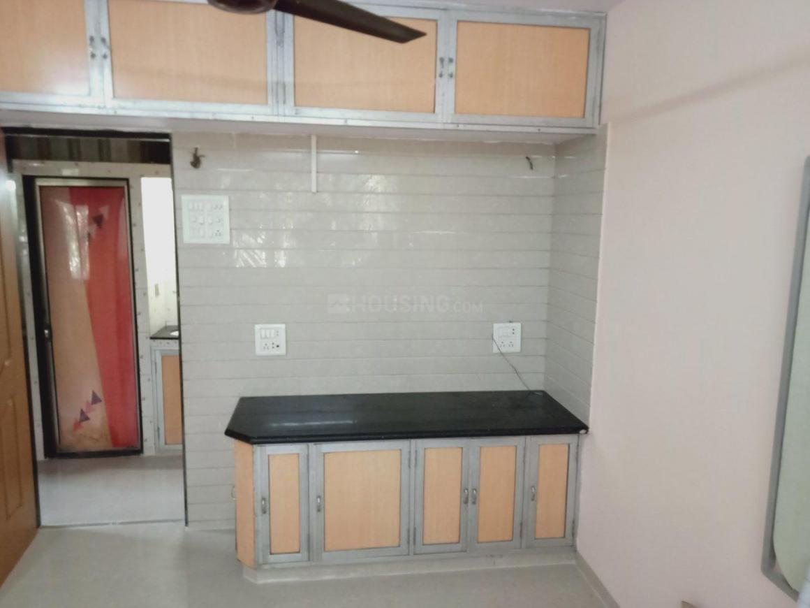 Kitchen Image of 465 Sq.ft 1 BHK Independent House for buy in Borivali West for 8000000