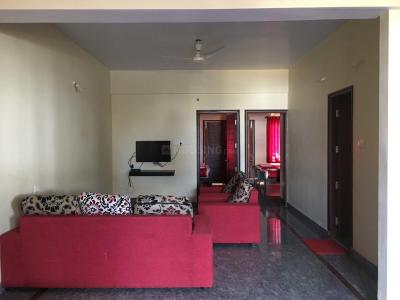 Gallery Cover Image of 1100 Sq.ft 2 BHK Apartment for rent in Hebbal Kempapura for 25000