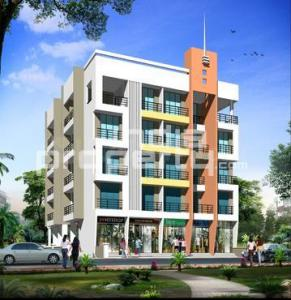 Gallery Cover Image of 650 Sq.ft 1 BHK Apartment for buy in Kharghar for 4600000