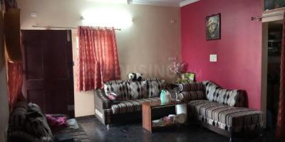 Gallery Cover Image of 900 Sq.ft 2 BHK Independent Floor for rent in Mathikere for 16000