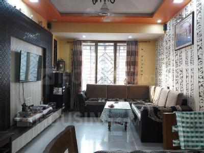 Gallery Cover Image of 1075 Sq.ft 2 BHK Apartment for rent in Tharwani Riviera, Kharghar for 19000