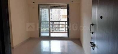Gallery Cover Image of 600 Sq.ft 1 BHK Apartment for rent in Bhakti Park, Kasarvadavali, Thane West for 14500
