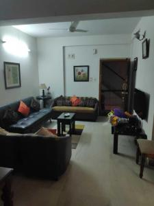Gallery Cover Image of 1250 Sq.ft 2 BHK Apartment for rent in Maruthi Sevanagar for 28000