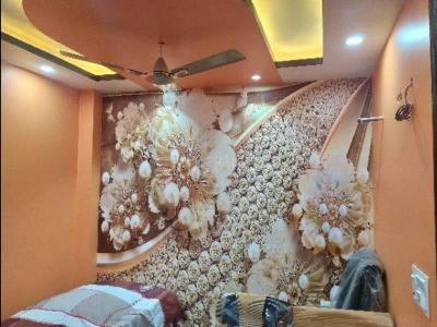 Gallery Cover Image of 1190 Sq.ft 3 BHK Independent Floor for rent in Govindpuri Extension for 28500