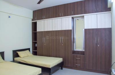 Bedroom Image of 3 Bhk In Bm Glorietta in Whitefield