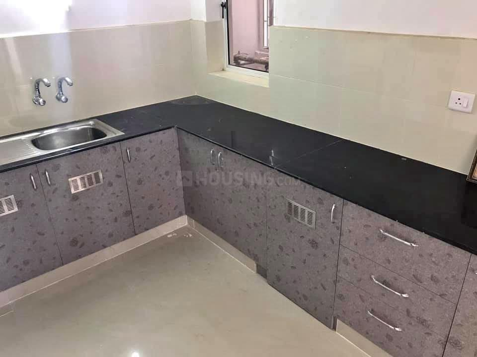 Kitchen Image of 800 Sq.ft 2 BHK Independent House for buy in Mannivakkam for 5498300