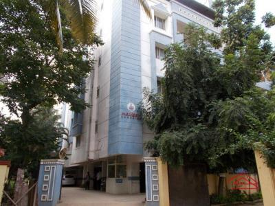 Gallery Cover Image of 1381 Sq.ft 3 BHK Apartment for rent in DSR Naveen Lakeside, BTM Layout for 35000