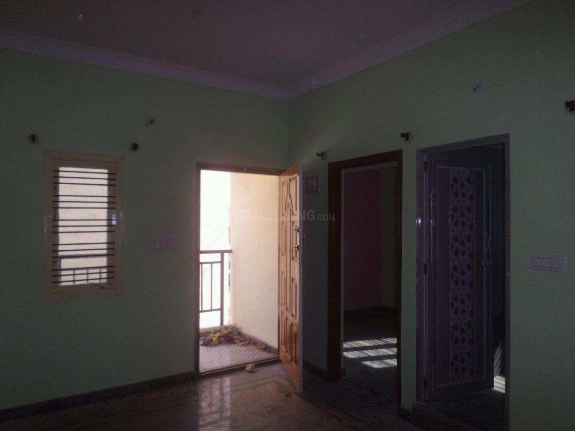 Living Room Image of 700 Sq.ft 2 BHK Independent Floor for rent in Ragavendra Nagar for 12000