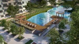 Gallery Cover Image of 678 Sq.ft 1 BHK Apartment for buy in Sobha Dream Gardens, Thanisandra for 4100000