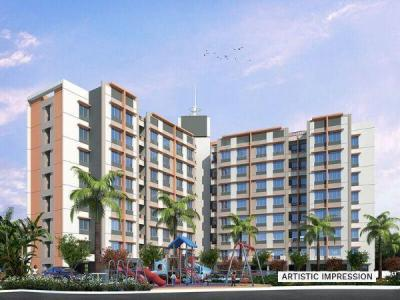 Gallery Cover Image of 841 Sq.ft 2 BHK Apartment for buy in Saarrthi Swadesh, Kanhe for 3200000