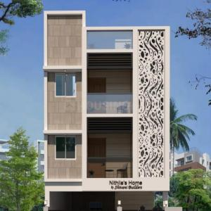 Gallery Cover Image of 1500 Sq.ft 3 BHK Independent House for buy in Porur for 16000000