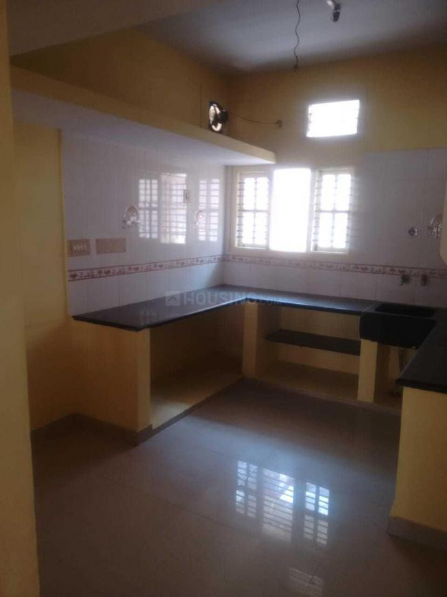Kitchen Image of 1100 Sq.ft 2 BHK Apartment for rent in Kaval Byrasandra for 16500