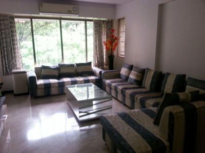 Gallery Cover Image of 3600 Sq.ft 3 BHK Apartment for rent in Juhu for 210000