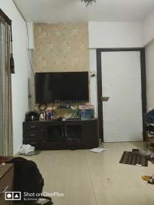 Gallery Cover Image of 450 Sq.ft 1 RK Apartment for rent in Kopar Khairane for 17000