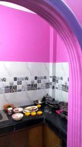 Gallery Cover Image of 450 Sq.ft 1 BHK Independent Floor for rent in RWA Lajpat Nagar Block E, Lajpat Nagar for 28000