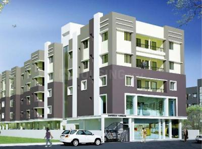 Gallery Cover Image of 1297 Sq.ft 3 BHK Apartment for buy in Sarsuna for 4939500