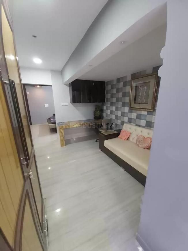 Living Room Image of 1001 Sq.ft 1 BHK Independent Floor for rent in Lajpat Nagar for 35000