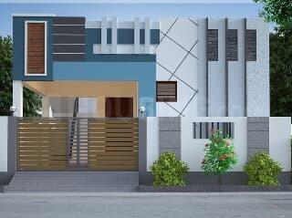 Gallery Cover Image of 700 Sq.ft 1 BHK Villa for buy in Madipakkam for 7550000
