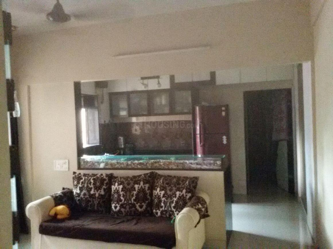 Living Room Image of 550 Sq.ft 1 BHK Apartment for rent in Sion for 35000