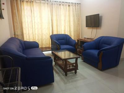 Gallery Cover Image of 1203 Sq.ft 2 BHK Apartment for rent in Sakinaka for 40000
