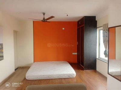 Gallery Cover Image of 700 Sq.ft 1 BHK Apartment for rent in Trident Residency, Hebbal for 14000