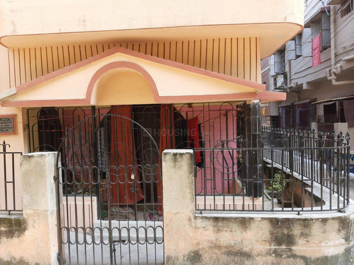 Building Image of 900 Sq.ft 2 BHK Independent House for rent in Baguiati for 7000