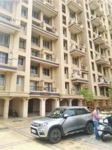 Gallery Cover Image of 580 Sq.ft 1 BHK Apartment for rent in Karia Konark Nagar Phase 1, Viman Nagar for 18000