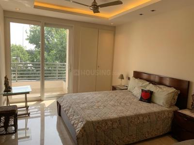 Gallery Cover Image of 3000 Sq.ft 4 BHK Independent Floor for rent in Vasant Vihar for 350000