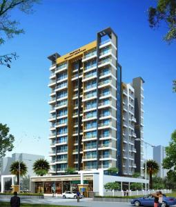 Gallery Cover Image of 1075 Sq.ft 2 BHK Apartment for buy in Kamothe for 8200000