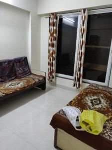 Gallery Cover Image of 1432 Sq.ft 3 BHK Apartment for rent in Satyam Springs, Govandi for 85000