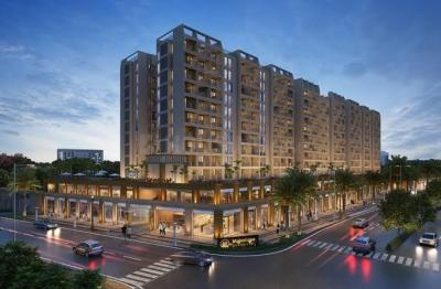 Gallery Cover Image of 780 Sq.ft 2 BHK Apartment for buy in Majestique Memories 90 Phase I, Mohammed Wadi for 3600000