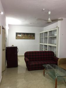 Gallery Cover Image of 900 Sq.ft 1 BHK Apartment for rent in Banjara Hills for 23000