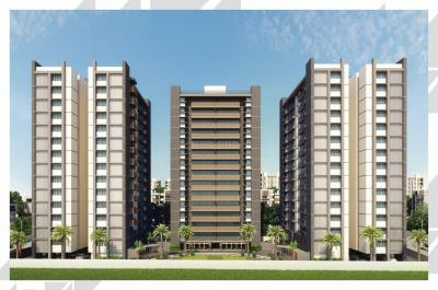 Gallery Cover Image of 2244 Sq.ft 3 BHK Apartment for buy in Prahlad Nagar for 15700000