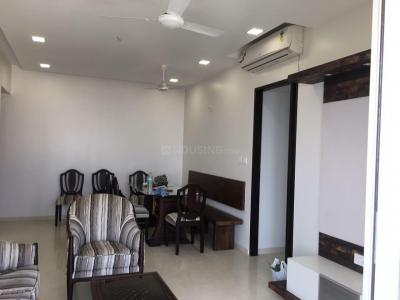 Gallery Cover Image of 1161 Sq.ft 2 BHK Apartment for rent in Kanjurmarg East for 60000