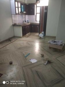Gallery Cover Image of 1200 Sq.ft 3 BHK Independent Floor for rent in Sector 19 Dwarka for 21000