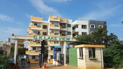 Gallery Cover Image of 1500 Sq.ft 3 BHK Apartment for rent in Ramanashree California Gardens Layout for 15000