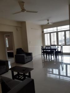 Gallery Cover Image of 1300 Sq.ft 2 BHK Apartment for rent in Domlur Layout for 42000