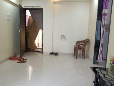 Gallery Cover Image of 700 Sq.ft 1 BHK Apartment for buy in Nav Omkar, Airoli for 8000000