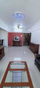 Gallery Cover Image of 1600 Sq.ft 3 BHK Apartment for rent in Airoli for 35000