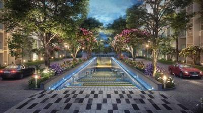 Gallery Cover Image of 601 Sq.ft 1 BHK Apartment for buy in Godrej Palm Retreat 2, Sector 150 for 7800000